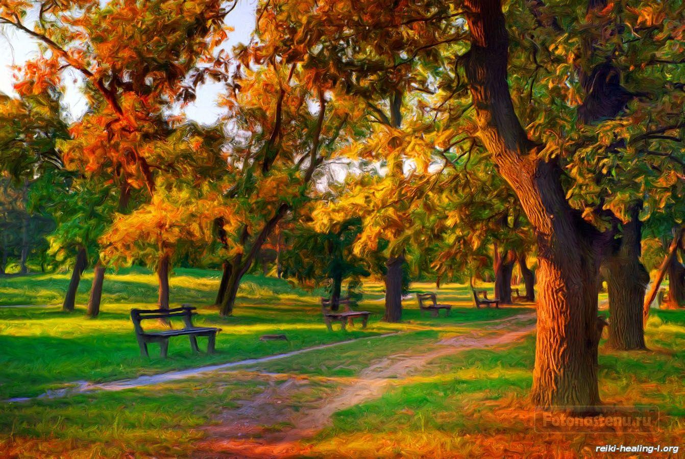 картинка сентябрь природа